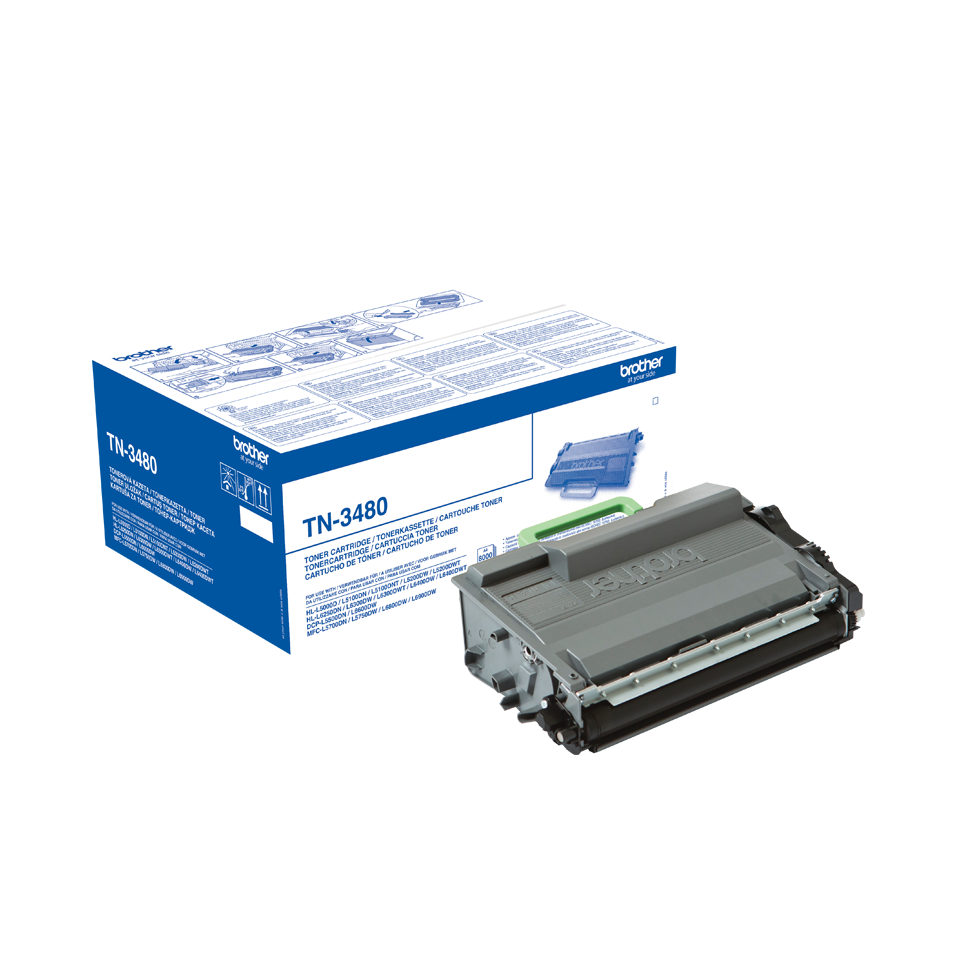 Compatible Brother TN3480 Toner Cartridge Manchester ...