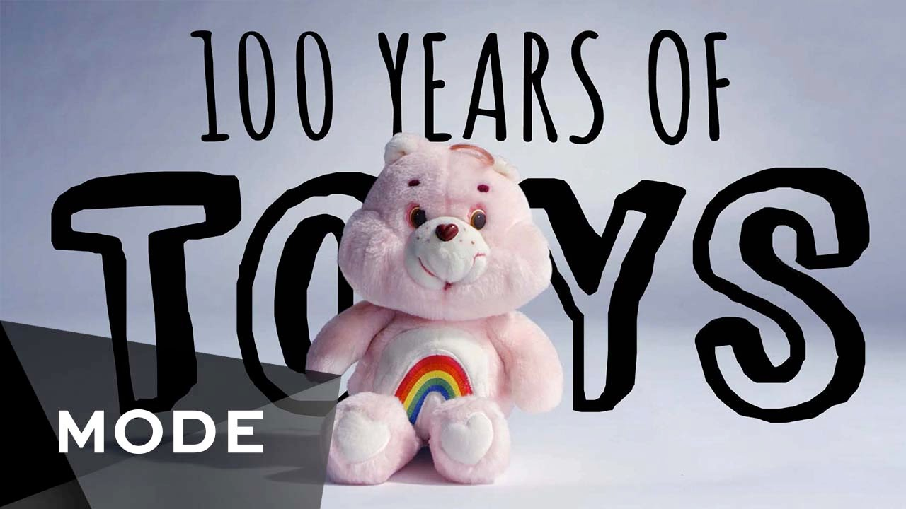 100 years of toys